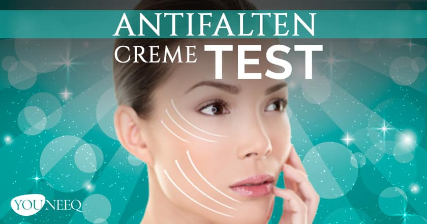 Antifaltencreme Test 2019
