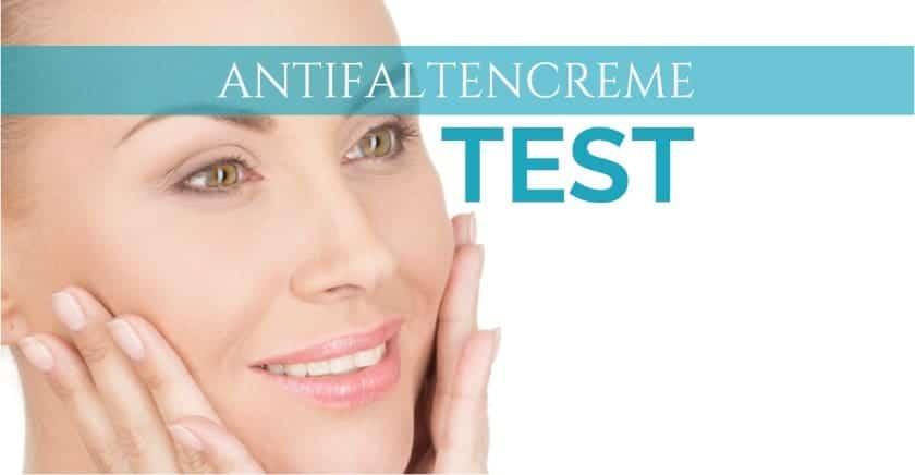 Antifaltencreme Test die beste Antiaging-Creme
