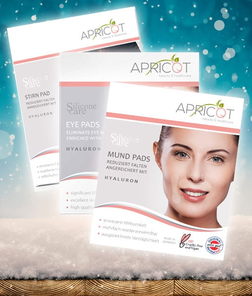 APRICOT BEAUTY PADS Set