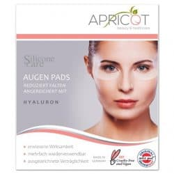 Apricot Silicone Care Eye Pads