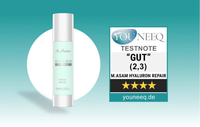M. Asam Hyaluron Repair Gel Test
