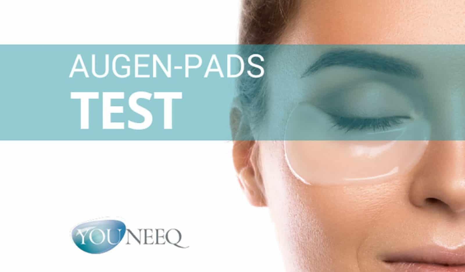 Augenpads Test