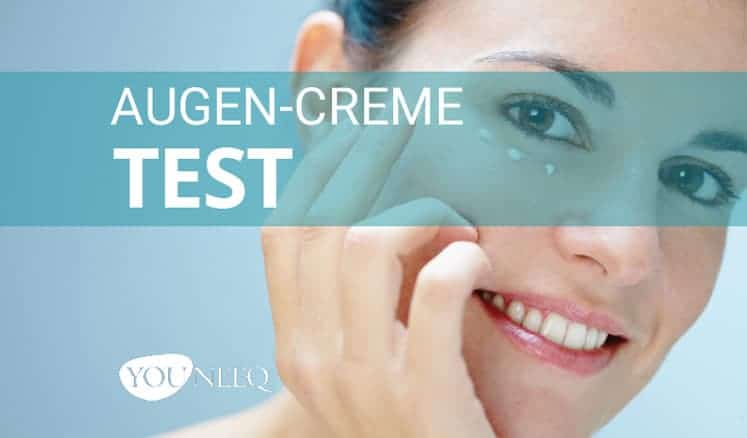 Augencreme Test Youneeq