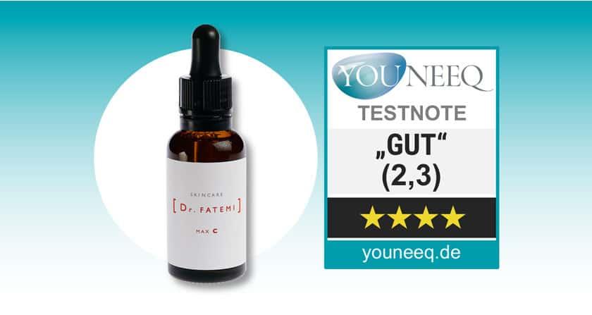 Dr. Fatemi Vitamin-C-Serum Test