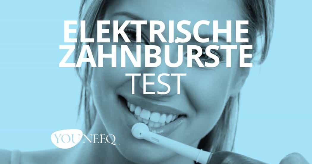 Elektrische Zahnbürste Test Youneeq
