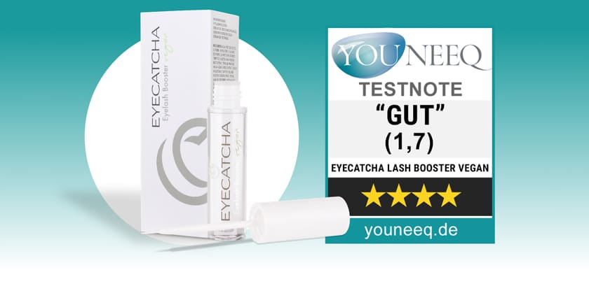 Eyecatcha Eyelash Booster vegan Test