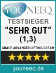 Eyecatcha Grace Advanced Lifting Cream Testsieger