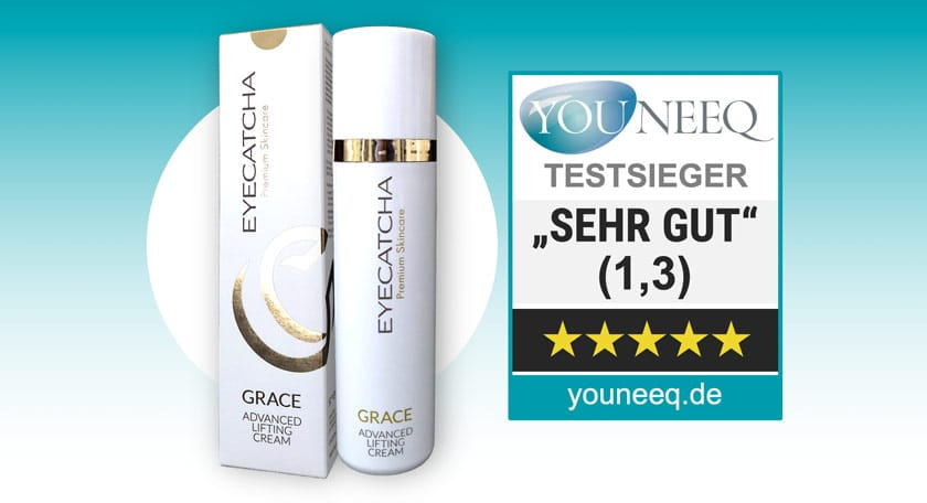 Eyecatcha Grace Advanced Lifting Cream Test
