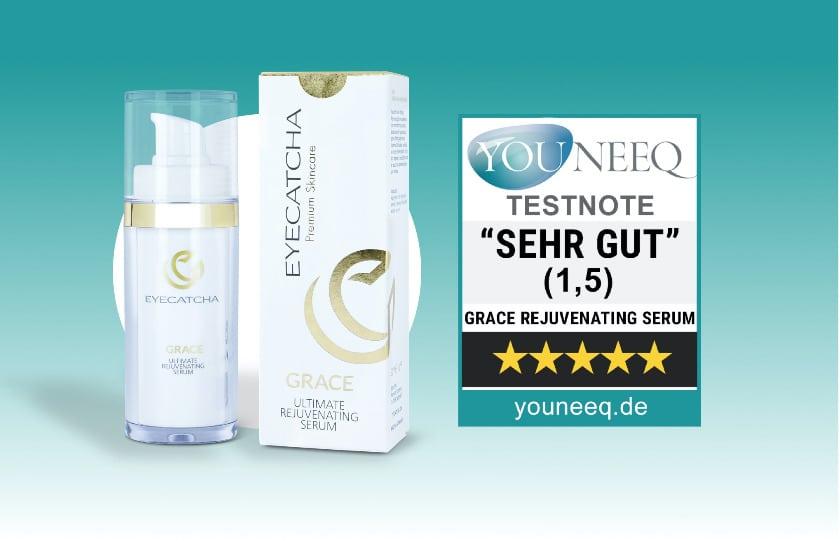 Grace Rejuvenating Serum Test