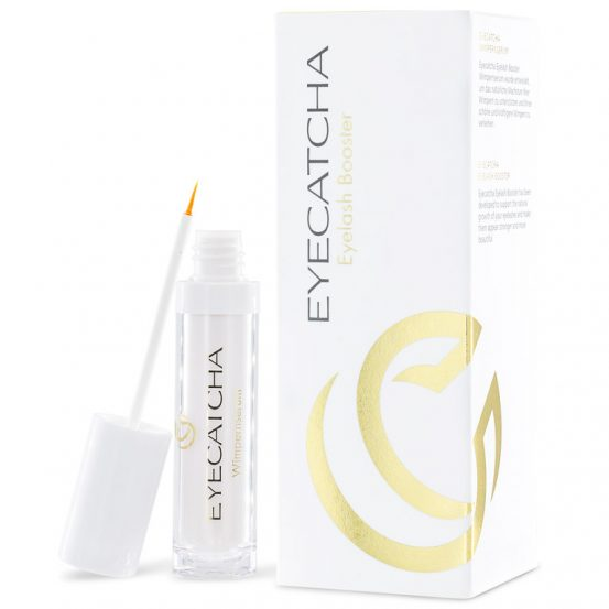Eyecatcha Wimpernserum Test