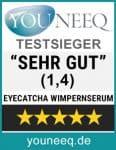 Wimpernserum Testsieger: Eyecatcha Wimpern Booster Testsieger