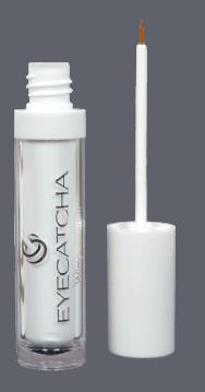 EYECATCHA Flasche und Pinsel