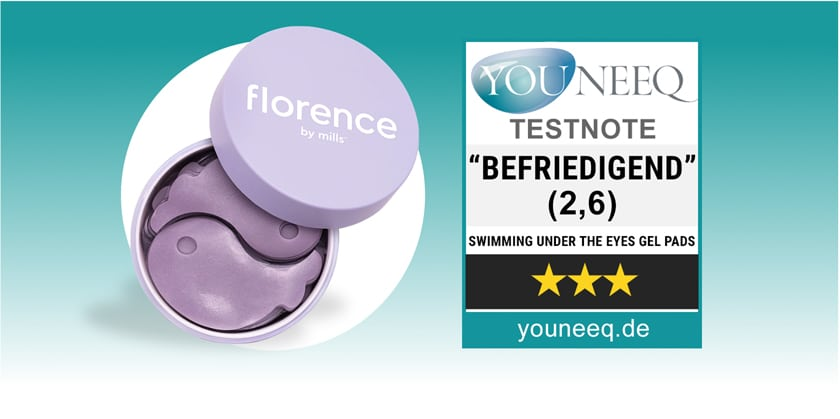 Florence Eyes Gel Pads Test