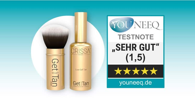 Get Brush Tan Test