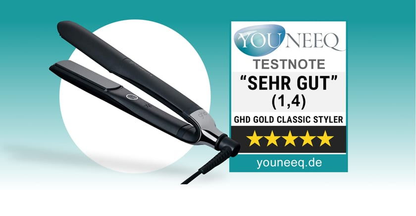 GHD Platinum Styler Test