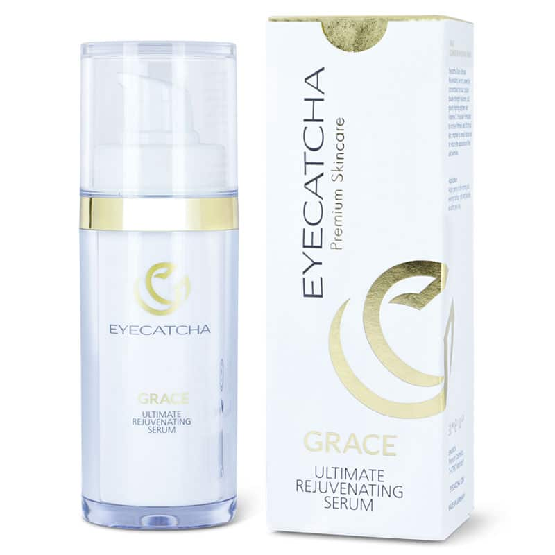 Eyecatcha GRACE Rejuvenating Serum Test