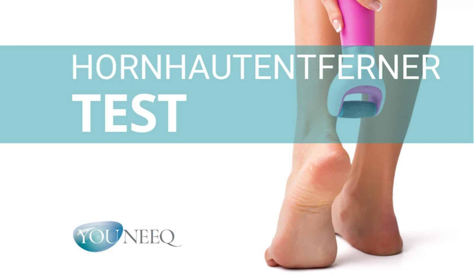 Hornhautentferner Test Youneeq