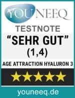 Hyaluron 3 Serum Test Testsiegel