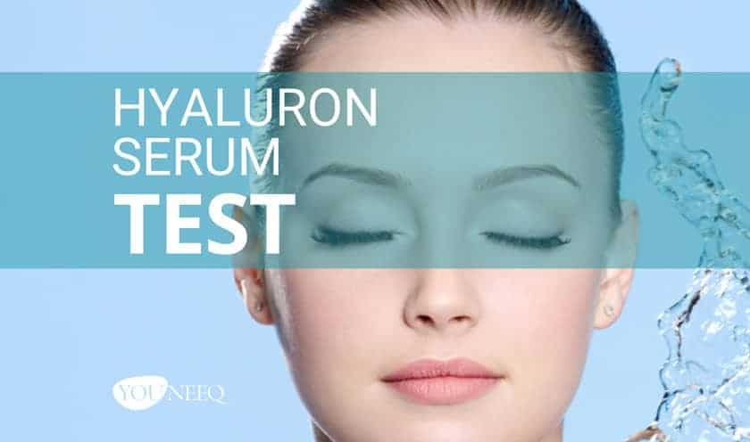 Hyaluronserum Test Youneeq