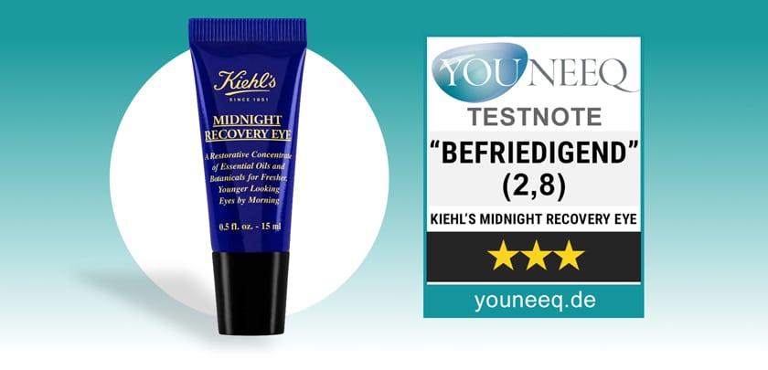 Kiehl's Midnight Recovery Eye Augencreme Erfahrung