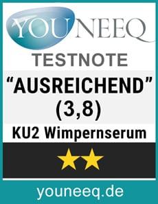 KU2 Serum Testergebnis