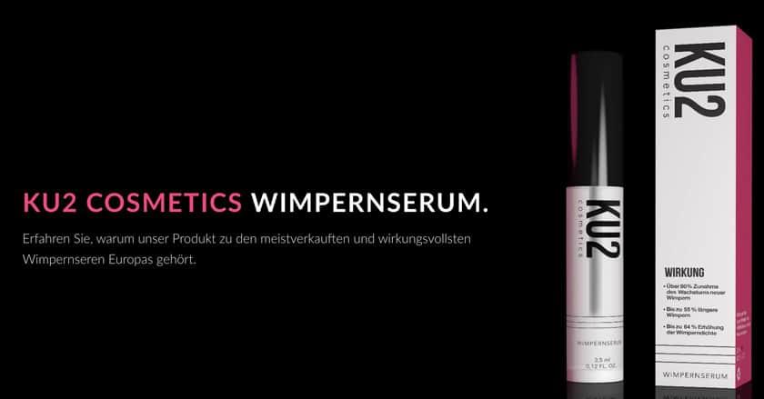 KU2 Serum Website