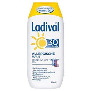 Ladival Sonnencreme Sonnenallergie Test