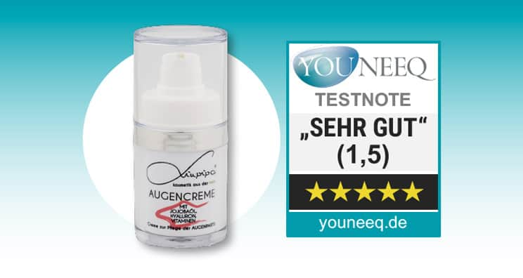Linviva Augencreme Test Youneeq