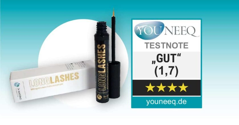Long Lashes Dr. Massing Test