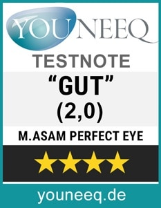 M. Asam Perfect Eye Augencreme Test