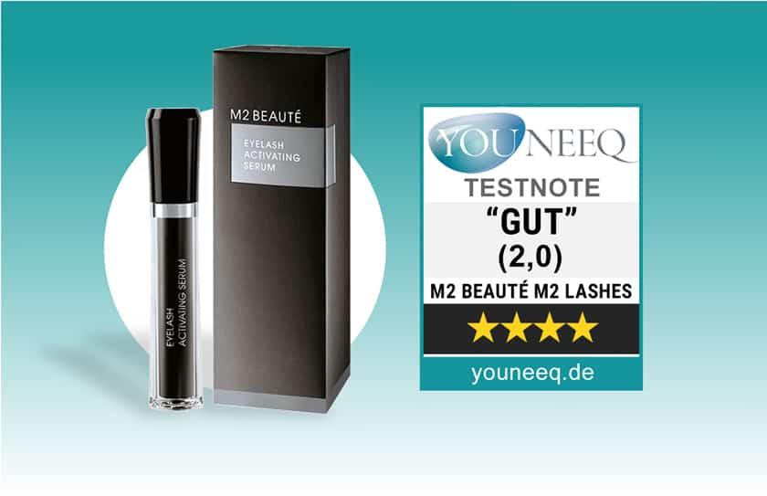 M2 Lashes Test