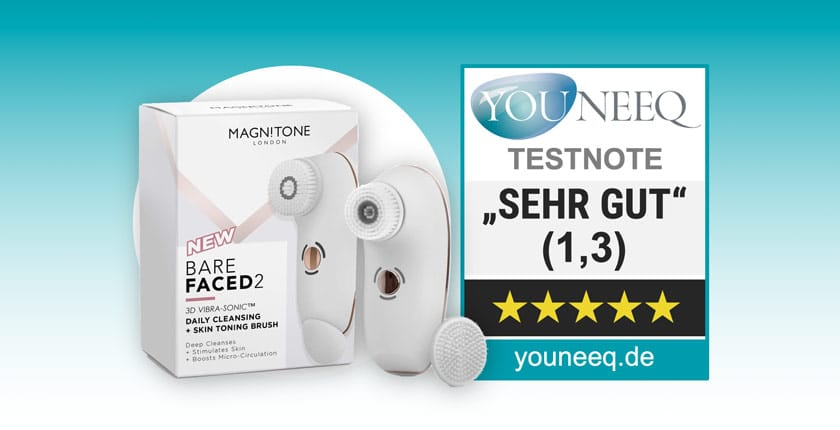 Magnitone barefaced 2 Test