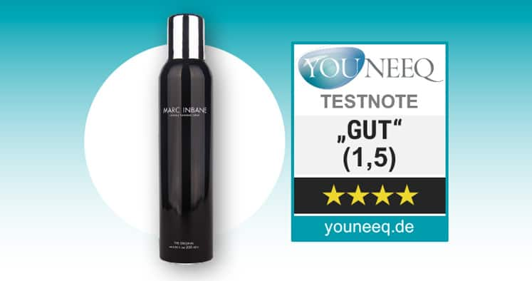 Marc Inbane Natural Tanning Spray Test