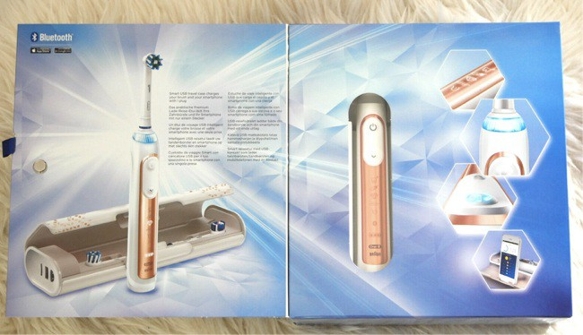 Oral-B GENIUS 9000N Rose Gold Test