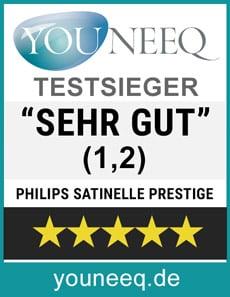 Philips Satinelle Prestige Wet und Dry Epilierer