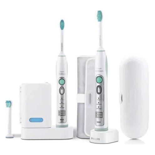 Philips Sonicare Flexcare elektrische Zahnbürste Test