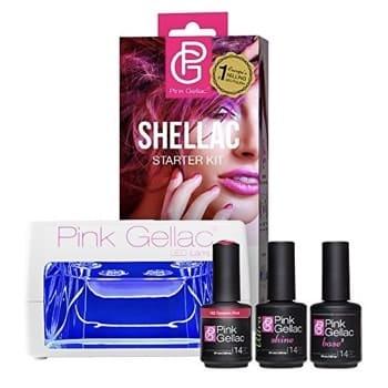 Onwijs Pink Gellac TEST ++ UV Nagellack ++ Testbericht & Vergleich ND-35