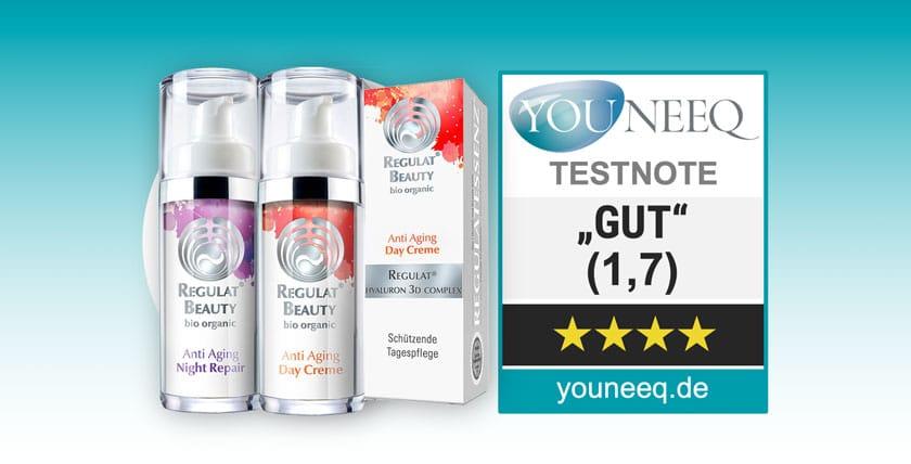 Regulat Beauty Anti Aging Creme Test