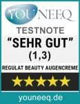 Regulat Beauty Augencreme Test SEHR GUT