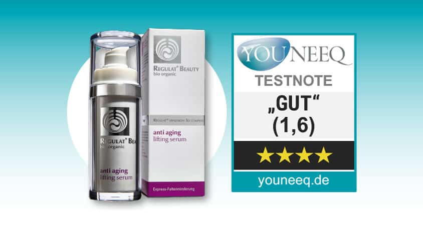 Regulat Beauty Anti-Aging Lifting Serum TEST