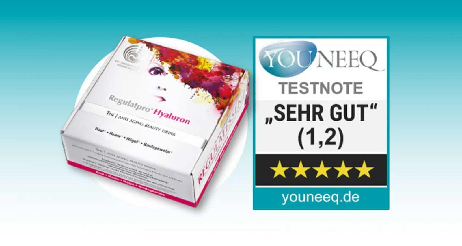 Regulatpro Hyaluron Drink Test