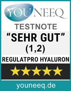 Regulat Pro Beauty Drink Test Siegel Youneeq
