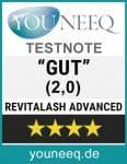 Revitalash Test