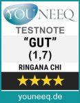 Ringana Chi Ingwer Shot Test