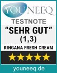 Ringana Fresh Cream Test