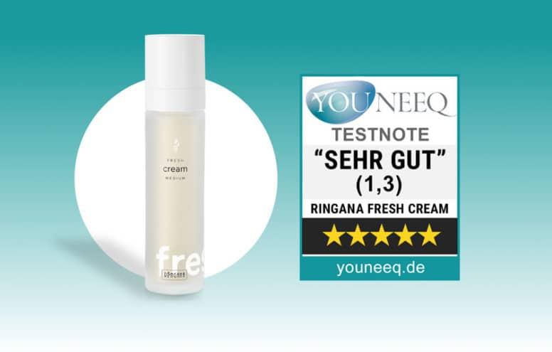 Ringana Fresh Cream medium Test