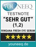 Ringana Fresh Eye Serum Test