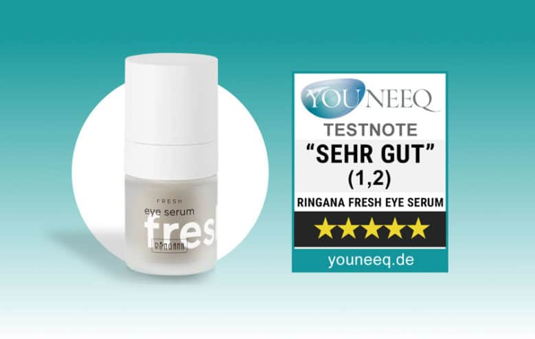 Ringana Fresh Eye Serum Test