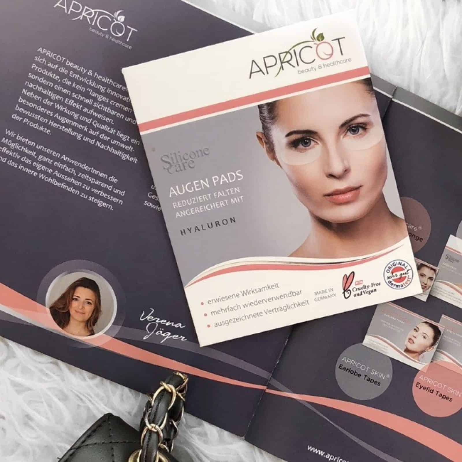 Silicone care® Eye Pads