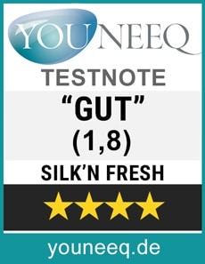 Silk'n Fresh Gesichtsbürste Test GUT